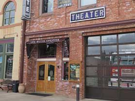 Butte Theater History Best Things to Do Fun in Colorado Vacation Visit Cripple Creek Attractions Events
