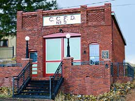 Cripple Creek Fire Station History Best Things to Do Fun in Colorado Vacation Visit Cripple Creek Attractions Events