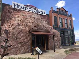Cripple Creek Heritage and Information Center History Best Things to Do Fun in Colorado Vacation Visit Cripple Creek Attractions Events