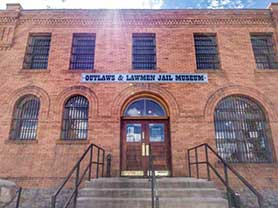 Cripple Creek Jail Museum Wild West History Best Things to Do Fun in Colorado Vacation Visit Cripple Creek Attractions Events