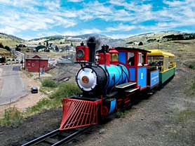 Cripple Creek and Victor Narrow Gauge Railroad train ride History Best Things to Do Fun in Colorado Vacation Visit Cripple Creek Attractions Events