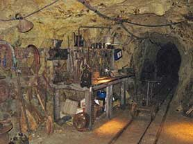 Mollie Kathleen Mine Tour gold mining Best Things to Do Fun in Colorado Vacation Visit Cripple Creek Attractions Events