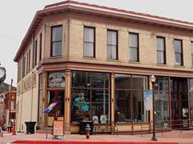 Victor Lowell Thomas Museum Best Things to Do Fun in Colorado Vacation Visit Cripple Creek Attractions Events