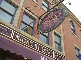 Midnight Rose Casino and Hotel Best places to gamble in Colorado Cripple Creek gaming casinos betting slots