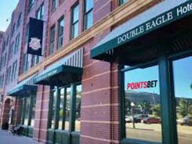 The Double Eagle Casino and Hotel Best places to gamble in Colorado Cripple Creek gaming casinos betting slots