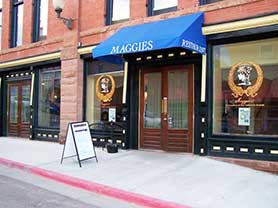 Maggies Restaurant Cripple Creek Dining Eat Out Restaurants Dine Food best places to eat Colorado