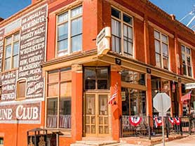 Victor The Fortune Club Cripple Creek Dining Eat Out Restaurants Dine Food best places to eat Colorado