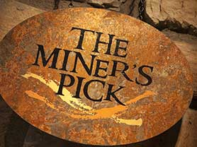 The Miners Pick Cripple Creek Dining Eat Out Restaurants Dine Food best places to eat Colorado