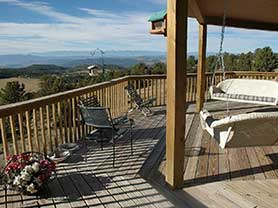 Alpine Vista Retreat Bed and Breakfast Cripple Creek Victor Lodging Places to Stay Hotels Motels Air BNB