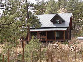 Colorado Mountain Cabins Bed and Breakfast Cripple Creek Victor Lodging Places to Stay Hotels Motels Air BNB