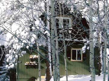 Kutsu Chalet Bed and Breakfast Cripple Creek Victor Lodging Places to Stay Hotels Motels Air BNB
