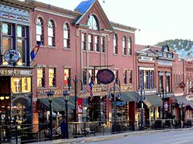 Midnight Rose Hotel and Casino Bed and Breakfast Cripple Creek Victor Lodging Places to Stay Hotels Motels Air BNB