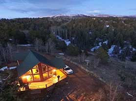 Mountain Dream Cabin Bed and Breakfast Cripple Creek Victor Lodging Places to Stay Hotels Motels Air BNB