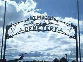 Cripple Creek History Mt Pisgah Cemetery Old Headstones