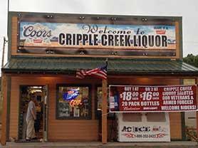 Cripple Creek Liquor Shopping shop retail Cripple Creek Store Boutique Unique Gifts